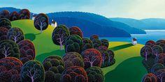 Paul Corfield - Springtime Blossom