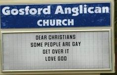 This one went viral shortly after being posted to the church Facebook page: | This Australian Parish Wins All The Awards For Its Church Signs