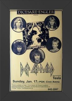 11x17 FRAMED CONCERT POSTER Def Leppard Live at Civic Arena Innerwallz,http://www.amazon.com/dp/B00891ZY1W/ref=cm_sw_r_pi_dp_RD2jsb0K0QH6ADP7