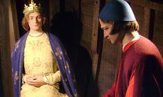 Le roi Louis IX (Saint-Louis) face à son chroniqueur, le sire de Joinville