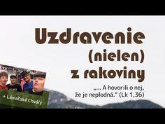 Renáta Ocilková - Uzdravenie (nielen) z rakoviny - 9.12.2016 - YouTube
