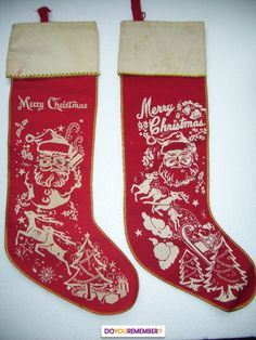 vintage inspired christmas stocking if i am pinning 2x forgive me i love this so my christmas trees name is charlie in 2018 pinterest stockings - Vintage Christmas Stockings