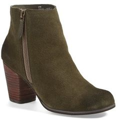 $99, Trolley Ankle Bootie by BP. Sold by Nordstrom. Click for more info: http://lookastic.com/women/shop_items/123627/redirect