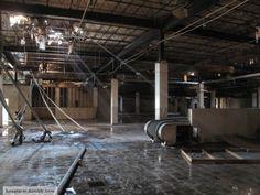 A Detroit shopping mall  #abandoned #detroit #shopping #mall