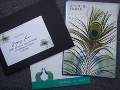 32 Best Peacock Wedding Invitations Etc Images On Pinterest