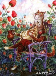владимир румянцев коты - Поиск в Google