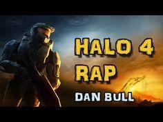 HALO 4 EPIC RAP   Dan Bull
