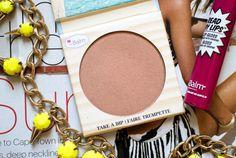 theBalm Balm Desert Bronzer/Blush Swatches Review