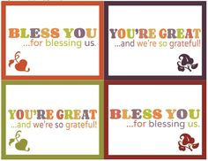 How to Perform Random Act of Thankfulness