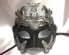 Hey, I found this really awesome Etsy listing at https://www.etsy.com/listing/185604152/mens-masquerade-mask-for-men-roman