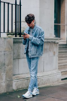 The Best Street Style From London Collections: Men Photos | GQ                                                                                                                                                                                 More