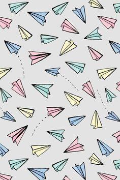 Avioncitos de papel