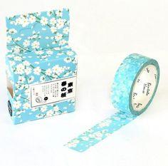 Japanese Floral Washi Tape