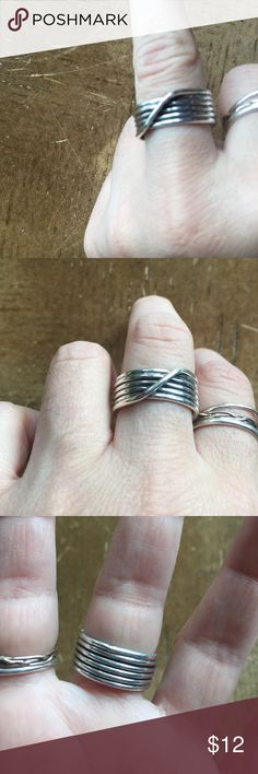 Ring Sterling silver solid 925💫 Ring Sterling silver solid 925💫 Jewelry Rings