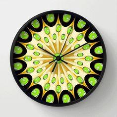 #Wall #Clocks on Society6!  http://society6.com/BluedarkatLem/wall-clocks?page=4