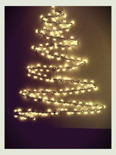Christmas dorm decorations!