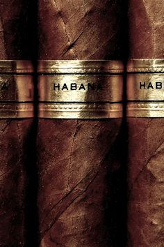 Cigars @}-,-;--