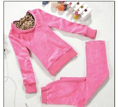 Aliexpress.com : Buy Free Shipping Hi Q Girls Clothing Set Winter Warm Velvet Suit K0196 from Reliable Girls clothing set suppliers on SICIBAY - Women's Clothing : Selling for Donating