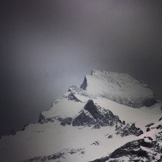 This is not a painting! Only a beautiful pic of the highest mountain in the Alps of Sykkylven. Visit Norway, Alps, Mountain, Photo And Video, Painting, Beautiful, Instagram, Painting Art, Paintings