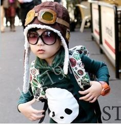 My child is ALMOST this boss. Damn