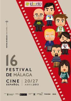 Festival de cine español de Málaga, versión Ideanto.