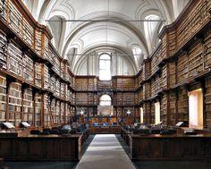 MASSIMO LISTRI, Biblioteca Angelica II - Roma 2012