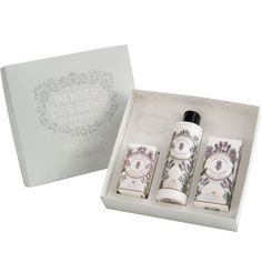 Relaxing Lavender Gift Set With Body Lotion