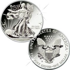 The First-Ever Enhanced Uncirculated American Eagle Silver Dollar | PCS Coins and Stamps