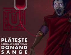 A Transylvania music festival wants your blood. Festivalgoers are being offered ticket discounts for blood donations. Untold Festival, Don Du Sang, Sell Tickets, Summer Music Festivals, Dreams Do Come True, Dance Music, Blood, Reading, Concert