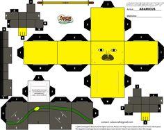Cubeecraft AT - Lemongrab by adam1875