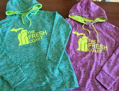 Get the Michigan Fresh Coast now in neon! Livnfresh.com