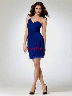 Awesome elegant short blue dresses 2017-2018 Check more at http://24myfashion.com/2016/elegant-short-blue-dresses-2017-2018/