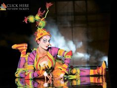 #CirqueduSoleilLaNouba, #CirqueduSoleil live in #Orlando (Tuesday, September 13, 2016 - 6:00 AM). Click on image to view avaliable tickets, more info about other events in #Orlando you can find at http://whattodoinorlando.tumblr.com