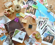 DIY: Ein Abschiedsbuch für die beste Freundin #diy #abschied #saygoodbye #bestfriends #gift #ideas #giftideas #foto