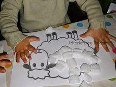 Wunderbare Kinderwelt: Wie macht das Schaf?
