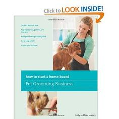 20 best dog grooming books images on pinterest best dogs pet how to start a home based pet grooming business solutioingenieria Image collections