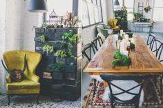 Patina   Industrial Farmhouse Collection   Dining   decor