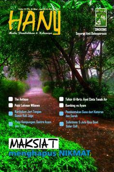 MAKSIAT MENGHAPUS NIKMAT Majalah Hany Edisi 11