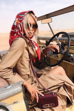 headscarf styles for summer Bobby Pin Hairstyles, Headband Hairstyles, Womens Fashion Online, Latest Fashion For Women, Hair Scarf Styles, Head Scarf Tying, Trendy Swimwear, Twist Headband, Hair Accessories For Women