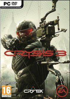 Crysis 3 - PC à 15 € Neuf !  #Crysis3 #Crysis #Crytek #EA #ElectronicArts