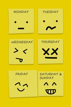 Weekly emoticons wallpaper for iPhone 4, 4S & iPod Touch. Download this lovely wallpaper here >> http://m9.my/go/aep