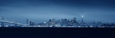 "It is a Blue hour ""Pano"" !!! by Jay Sabapathy on 500px"