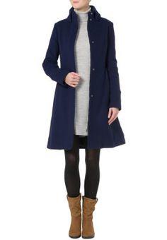 KIOMI - Classic coat - blue