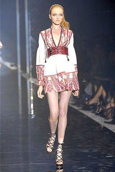 Gucci Spring 2007 Ready-to-wear Collections