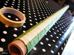 Como hacer Flecos de Lanas de UNA SOLA VEZ - Patrones Crochet