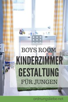 Die 321 besten Bilder von Kinderzimmer Ideen Junge   Baby room decor ...
