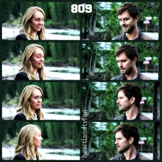 Ty : The whole course of the river has changed since we were been here Amy And Ty Heartland, Heartland Quotes, Heartland Tv Show, Heartland Seasons, Spencer Twin, Ty Et Amy, Graham Wardle, Amber Marshall, Tv Shows