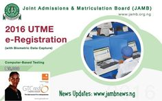 jambnews.ng provides up to date happenings on Nigeria's Jamb 2017 Examination - get latest Registration updates plus free Jamb CBT Practice software there.