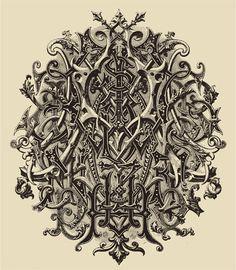 MR. MULE's TYPOGRAPHIC SHOWROOM AND EMPORIUM: Monogram