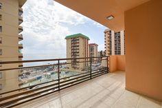 Fuengirola beach apartment for sale 3 bedrooms near the marina